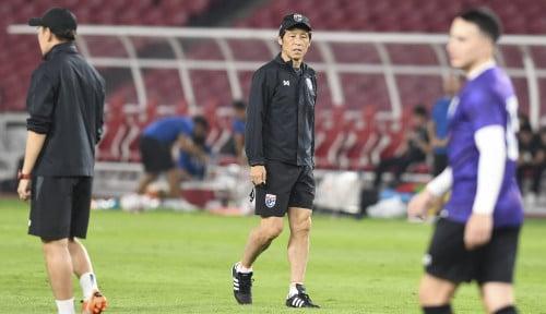 Pelatih Thailand Gak Mau Main-main saat Hadapi Malaysia, Kalau Kalah Bisa...