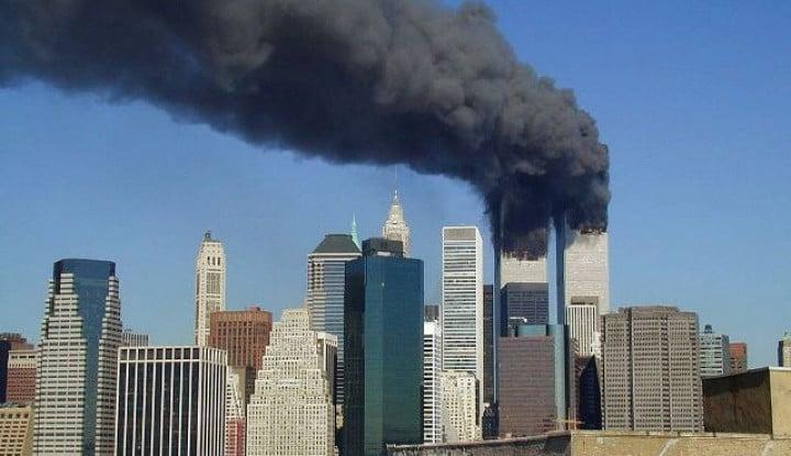 AS Ungkap Tersangka Baru Kasus Tragedi 9/11, Siapa? - Warta Ekonomi