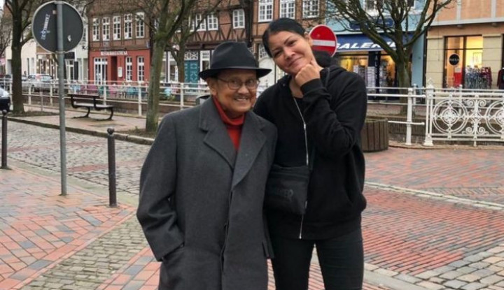 Ada Oknum Penyebar Hoaks BJ Habibie Meninggal Dunia, Melanie Subono Geram - Warta Ekonomi