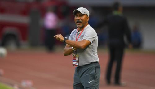 Foto Kualifikasi Piala Asia U19, Fakhri: Timnas Sangat Antusias dan Termotivasi