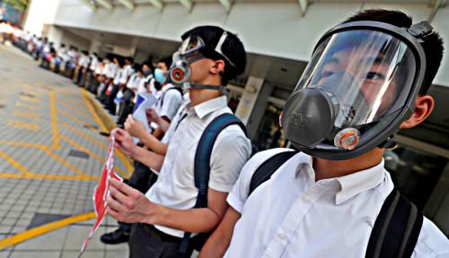 Foto Miris! Gegara Dukung Pembebasan Hong Kong, Atlet E-Sport Ini Terancam!