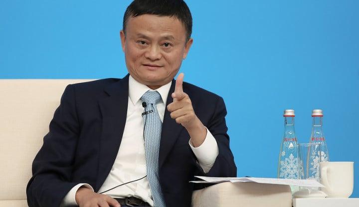 Pensiun dari Alibaba, Jack Ma Ogah Tinggalkan Tahta 'Orang Terkaya' - Warta Ekonomi
