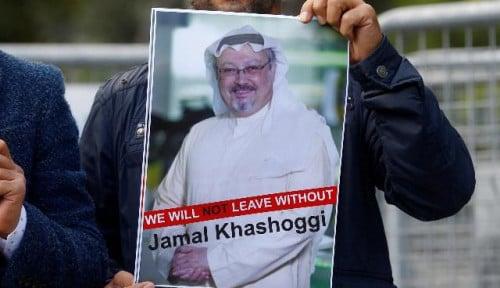 Foto AS Tuduh Mantan Konjen Saudi Terlibat Pembunuhan Jamal Khashoggi