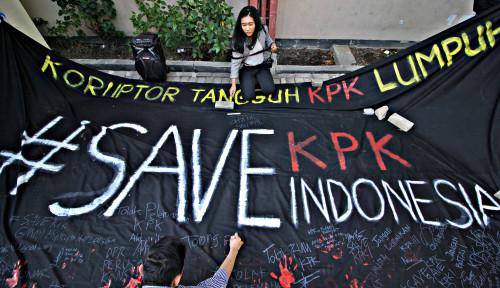 Foto Peneliti UGM sebut Revisi UU KPK Banyak Cacatnya, Jokowi Harus Keluarkan Perppu