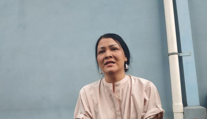 Melanie Subono Jadi Saksi Kepergian BJ Habibie - Warta Ekonomi