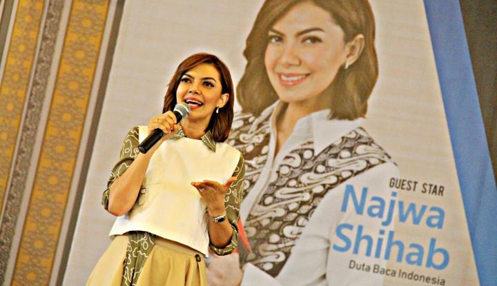Alamak! Orang DPR Bongkar Hubungan Najwa Shihab dengan Startup di Proyek Kartu Prakerja