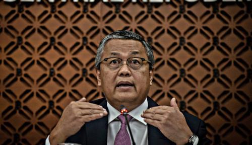 Foto Perry Warjiyo Sebut Cadangan Devisa Turun, Rupiah Harap-Harap Cemas!