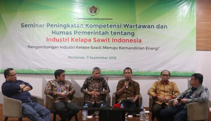 industri sawit dihantui ancaman ue, biofuel jadi solusi