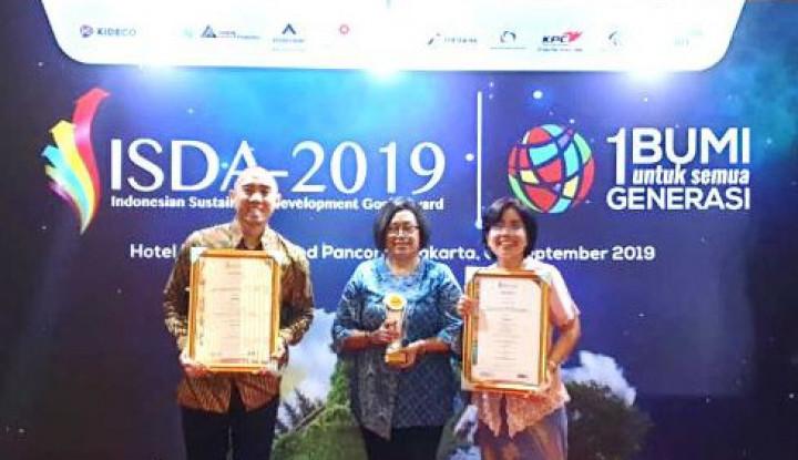 Bumi Resources Sabet Penghargaan di ISDA 2019 - Warta Ekonomi