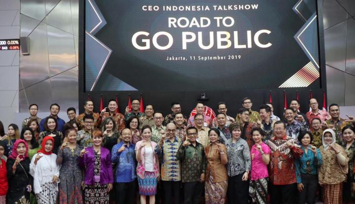 MNC Sekuritas Gandeng CEO Indonesia Dorong Perusahaan IPO - Warta Ekonomi