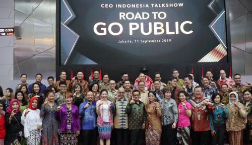 Foto MNC Sekuritas Gandeng CEO Indonesia Dorong Perusahaan IPO