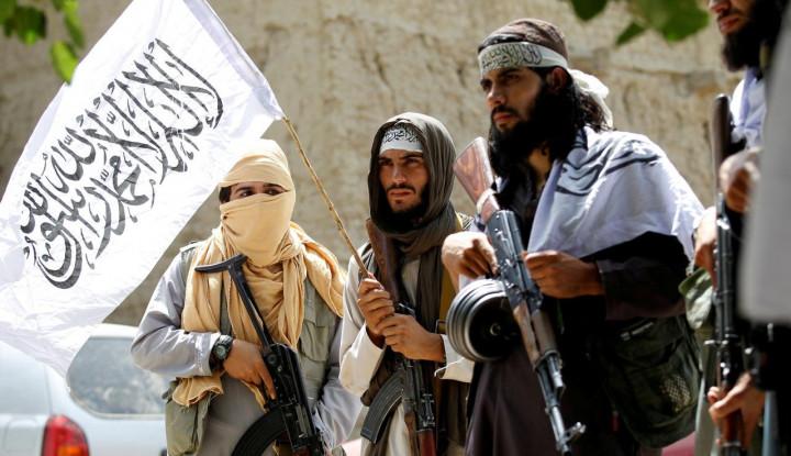 Batalkan Perundingan Damai, Taliban: AS Akan Menyesal - Warta Ekonomi