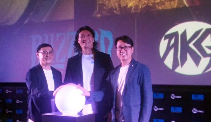 Mantap Rambah Industri Game, Salim Group Gaet Blizzard - Warta Ekonomi