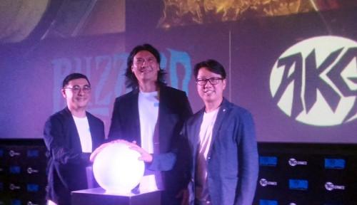 Mantap Rambah Industri Game, Salim Group Gaet Blizzard