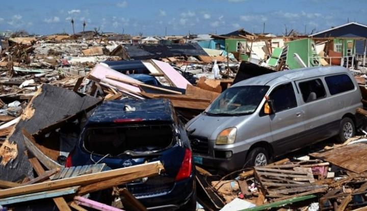 badai dorian di bahama, 2.500 orang dikabarkan hilang