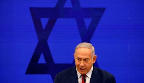 Foto Tak Mau Terlibat 'Permainan Kotor', Netanyahu Tarik Permintaan Kekebalan Hukum