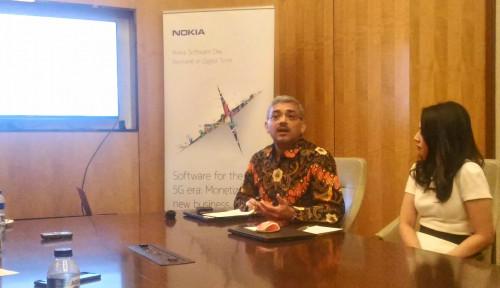 Foto Inovasi Konektivitas 5G, Nokia Kenalkan Common Software Foundation