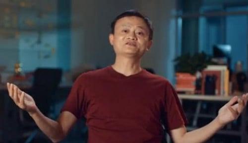Foto Jack Ma Hampir Sekuat Negara China, Xi Jinping Murka
