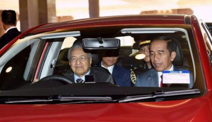 Dampak Kebakaran Hutan Indonesia Sampai ke Malaysia, PM Mahathir Surati Jokowi