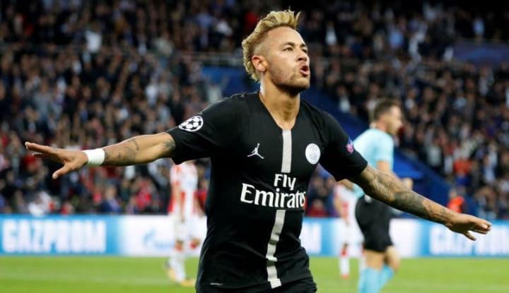 Neymar Dibenci tapi Masih Dicari PSG - Warta Ekonomi