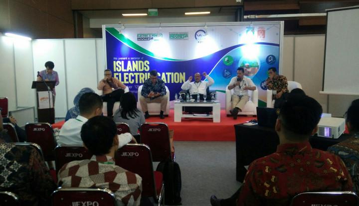 Ribuan Pulau Berpenghuni Belum Terjangkau Listrik, Begini Usulan PJCI - Warta Ekonomi