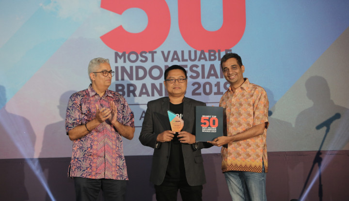 Gojek Masuk Daftar 10 Besar dalam BrandZ Most Valuable Indonesian Brand 2019