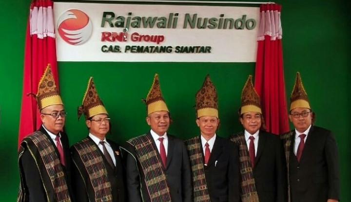 Rajawali Nusindo Lebarkan Bisnis ke Pematang Siantar