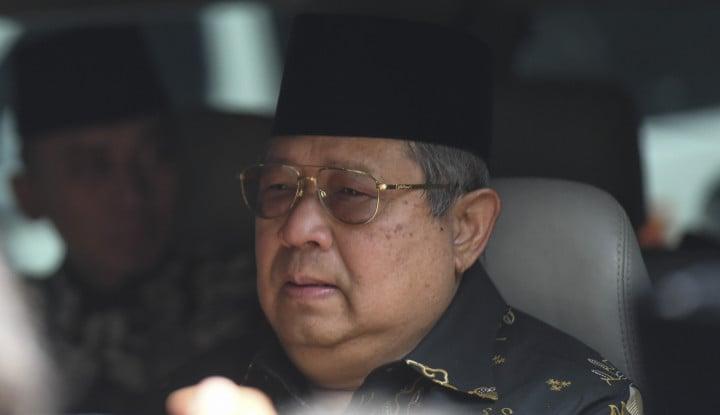 Lebaran Ketiga Tanpa Ani Yudhoyono, Doa Mengalir untuk SBY: Sehat Terus Bapakku...
