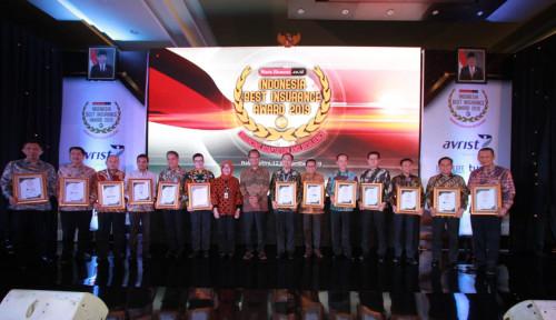 Foto Inilah Para Pemenang Indonesia Best Insurance Award 2019