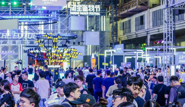 Alibaba Kembali Hadirkan Taobao Maker Festival yang Ke-4 - Warta Ekonomi