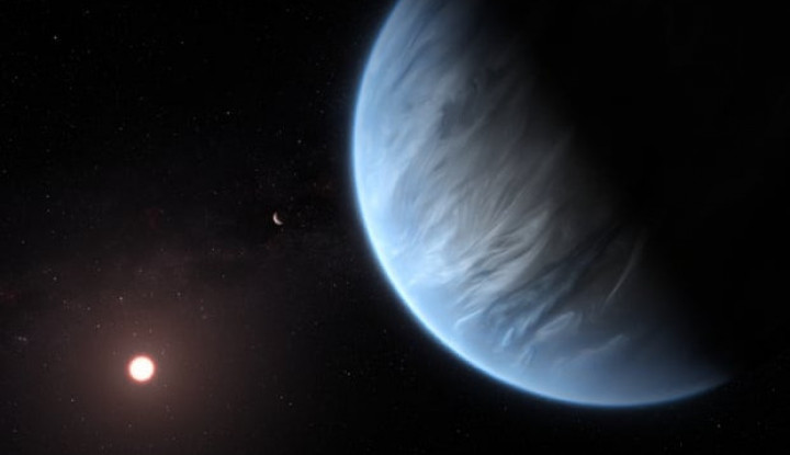 NASA Mengungkap Denyut Kehidupan di Planet Bersuhu 400 Derajat Celcius