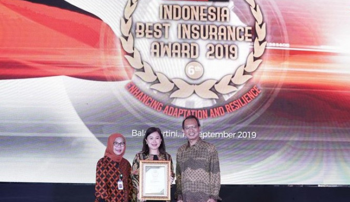 Bhinneka Life Sabet Penghargaan Indonesia Best Insurance Award 2019 - Warta Ekonomi
