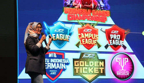 Foto Dukung IDByte Esports 2019 Telkomsel Perkuat Ekosistem Esports di Indonesia