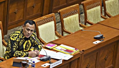 Foto Emang Gak Niat Ciduk Harun, KPK Dikomandoi Firli Makin Ciut, Gak Ada Nyalinya!