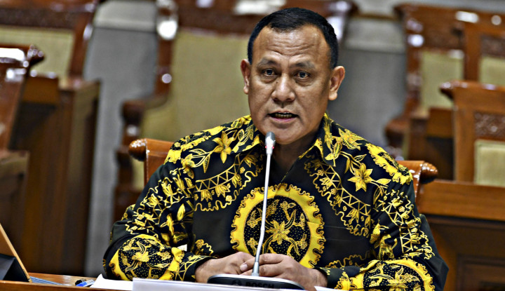 Irjen Firli Terpilih Jadi Ketua KPK, Simak Rekam Jejak dan Total Harta Kekayaannya - Warta Ekonomi
