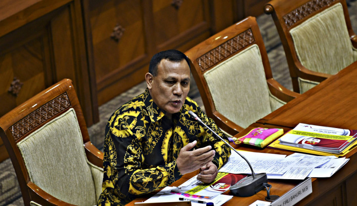 Jadi Ketua KPK, Firli Tak Harus Pensiun Dini dari Polri? - Warta Ekonomi