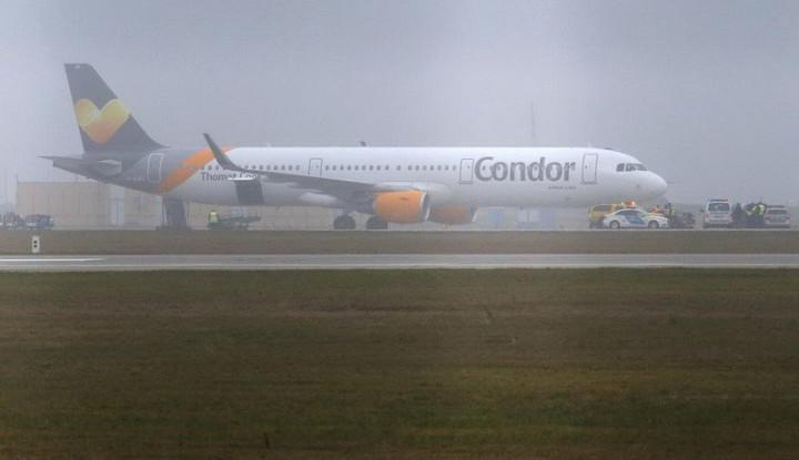 Pilot Tumpahkan Kopi saat Mengudara, Pesawat di Jerman Putar Arah - Warta Ekonomi