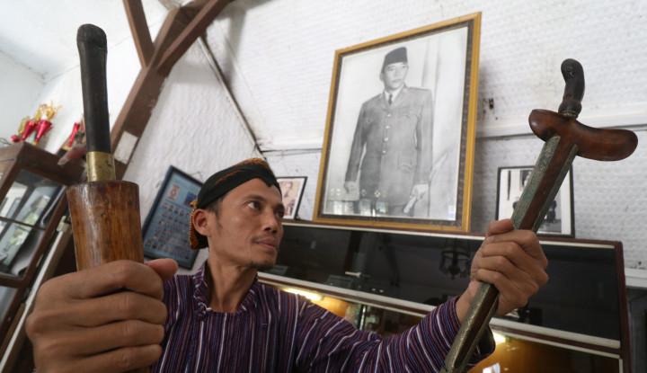 Keris Jokowi Akan Dikirap di Solo - Warta Ekonomi