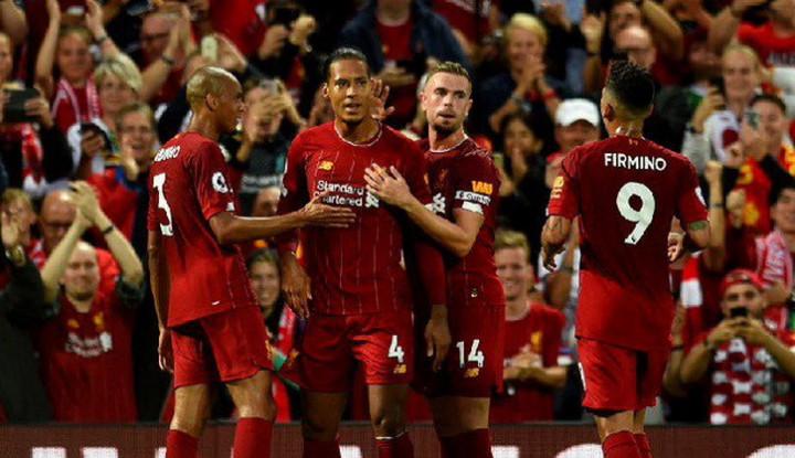 Liverpool atau Man City yang Jadi Favorit Juara Liga Inggris 2019-2020? Legenda Arsenal Bilang. . . - Warta Ekonomi