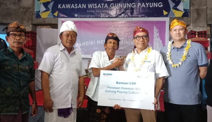 Adopsi Usaha Berbasis Masyarakat Adat, Desa di Bali Ini Punya 9 Bisnis