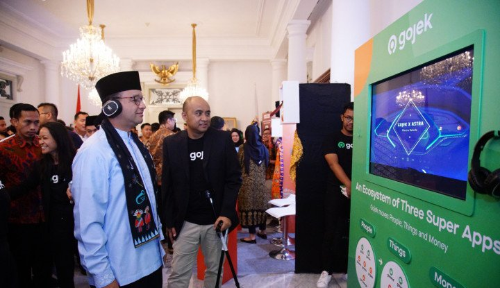 Gojek Dukung Pemprov DKI Jakarta Implementasikan Jakarta Smart City - Warta Ekonomi