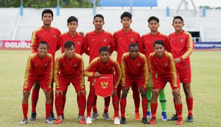 Daftar Lengkap 23 Pemain yang Akan Berlaga di Kualifikasi Piala Asia 2020. - Warta Ekonomi