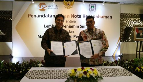 Foto LPS Gandeng Mappi Tingkatkan Efektivitas Penanganan Bank