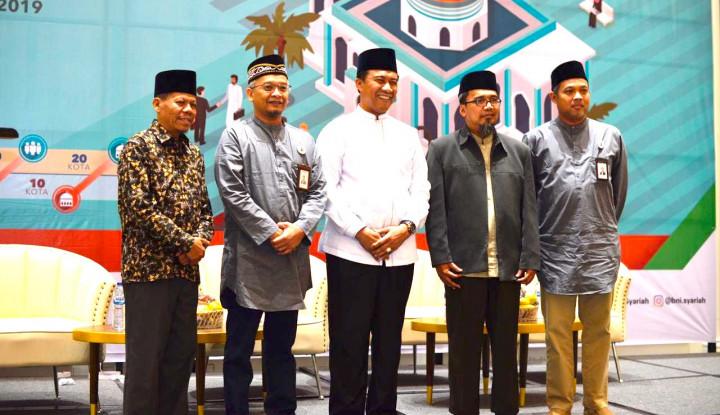 BNI Syariah Gelar Program Pelatihan Masjid di Pekanbaru - Warta Ekonomi