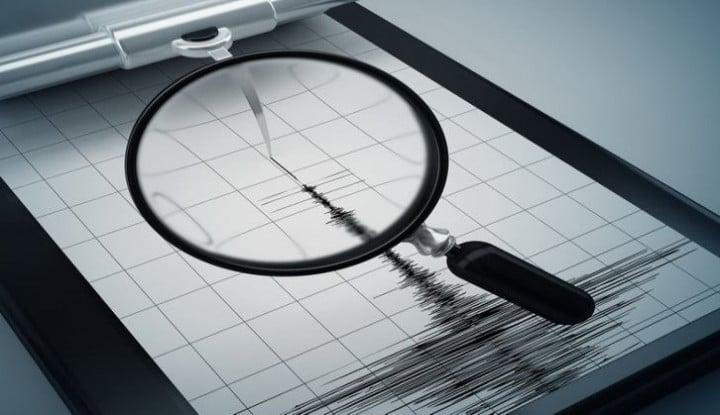 Ambon Diguncang Gempa Magnitudo 3,7 - Warta Ekonomi