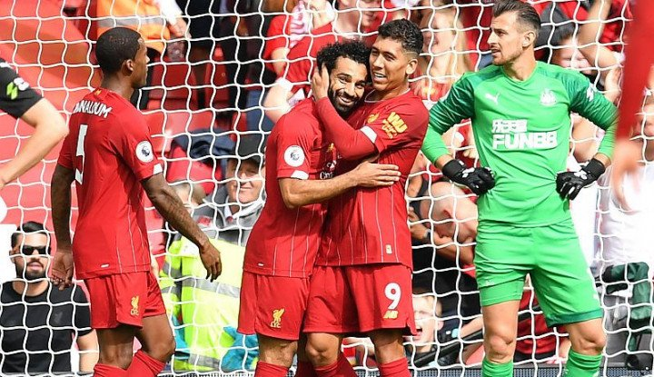 Liverpool Tumbangkan Newcastle 3-1 di Anfield - Warta Ekonomi