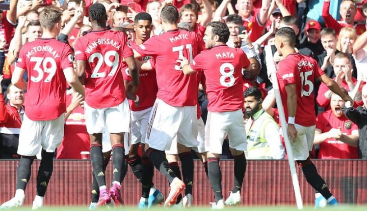 Gawat, Para Pemain Utama MU Terancam Tak Merumput saat Lawan Arsenal - Warta Ekonomi