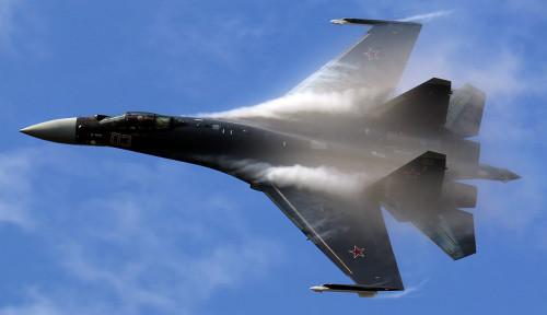 Pamer Kebolehan, Jet Akrobatik Angkatan Udara Kanada Dilaporkan Jatuh