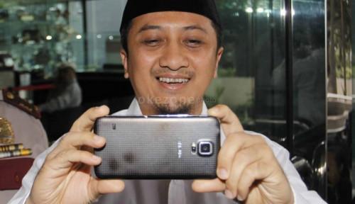 Foto Melayat ke Rumah Duka, Yusuf Mansur Sebut Wajah BJ Habibie. . .
