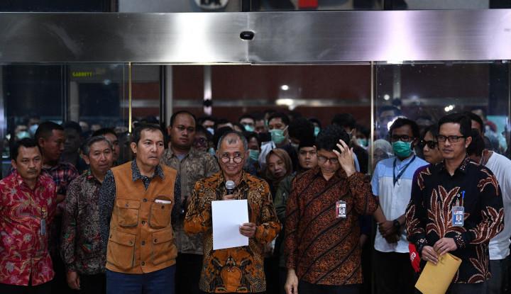 Agus Cs Lawan UU KPK ke MK - Warta Ekonomi
